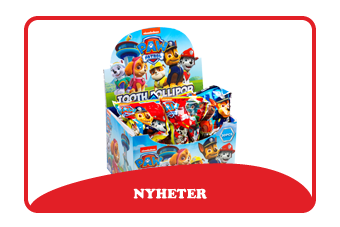 Nyheter Tooth candy