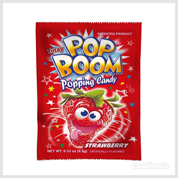 POP BOOM STRAWBERRY
