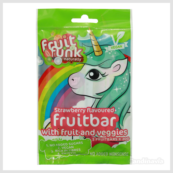 UNICORN FRUITBAR 3-PACK