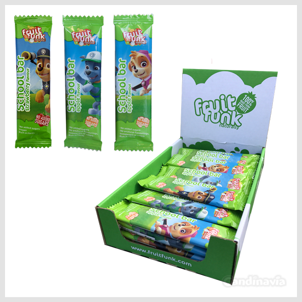 PAW PATROL FRUITBAR SINGLE