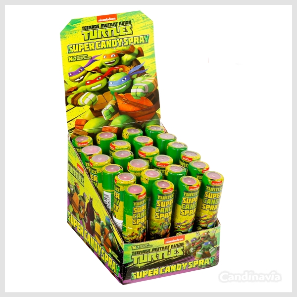 TMNT CANDY SPRAY