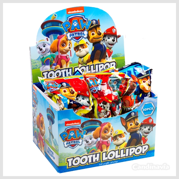 PAW PATROL TOOTH CANDY