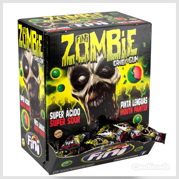ZOMBIE CANDY+GUM