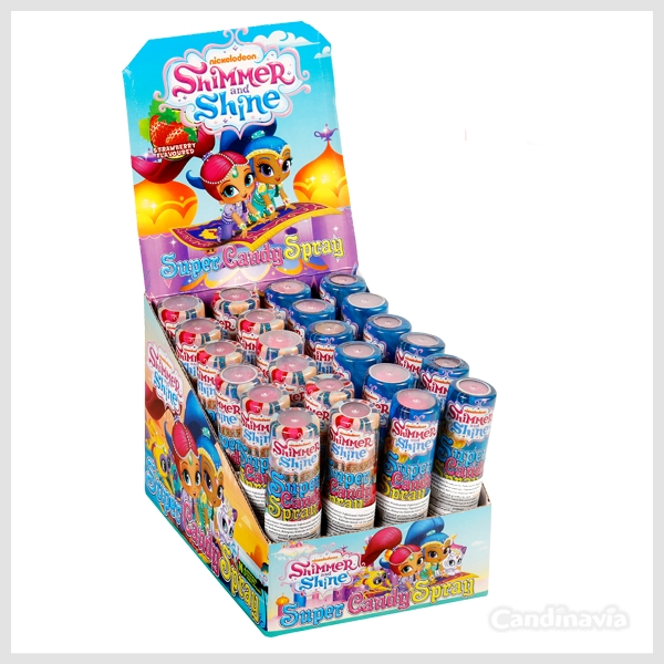 SHIMMER AND SHINE CANDY SPRAY