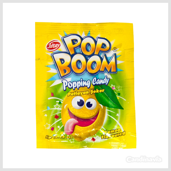 POP BOOM LEMON