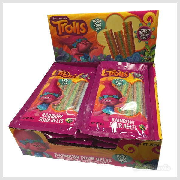 TROLLS SOUR BELTS